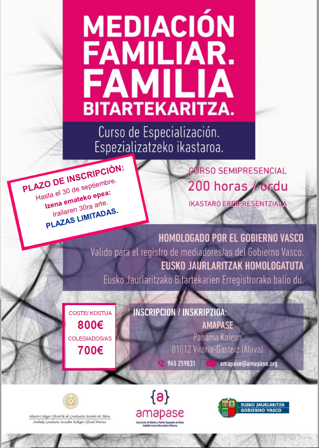 curso mediacion familiar vitoria 21-22