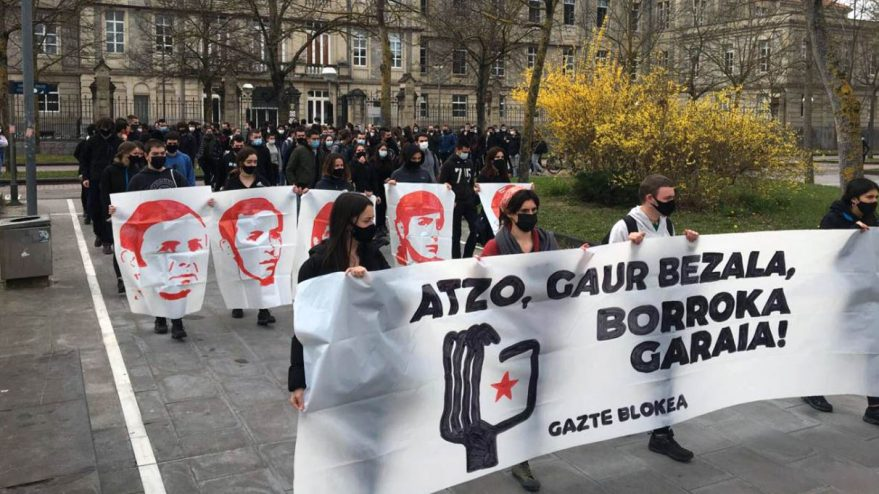 gazte blokea 3 de marzo