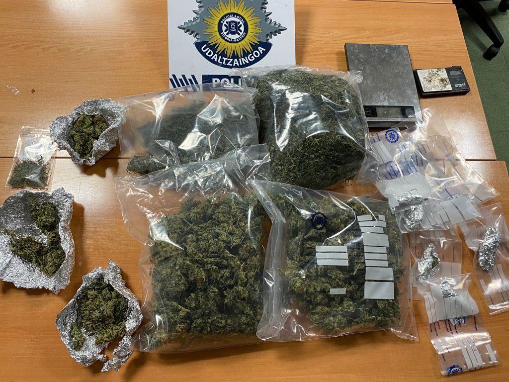 narcopiso policia local
