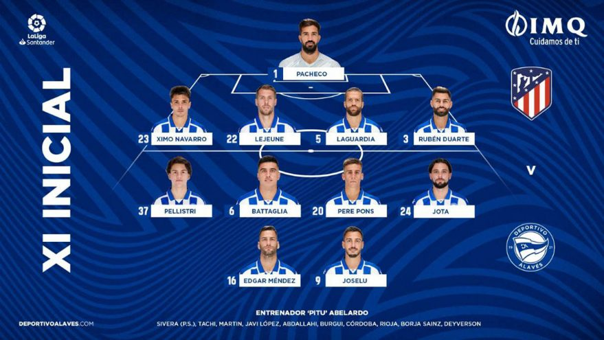 once alaves atletico