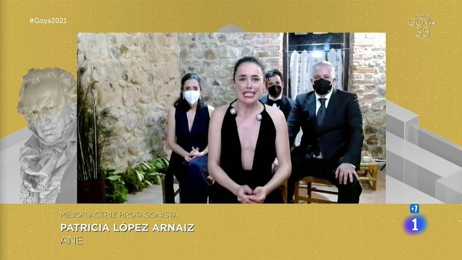 'Ane' triunfa en los Goya con tres estatuillas | Gasteiz Hoy