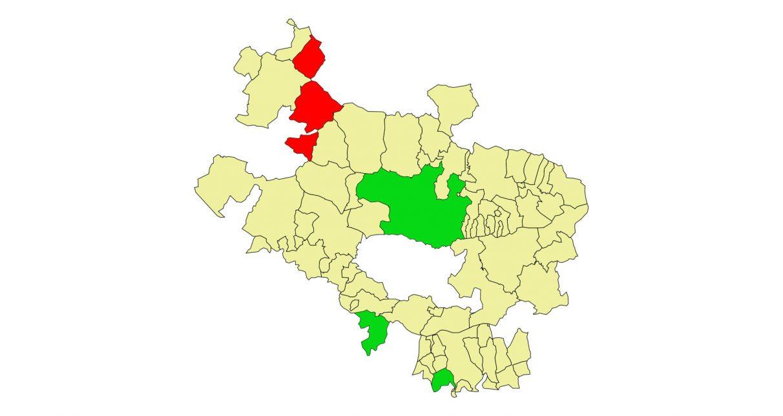 Llodio, Amurrio y Ayala/Aiara siguen en zona roja | Gasteiz Hoy