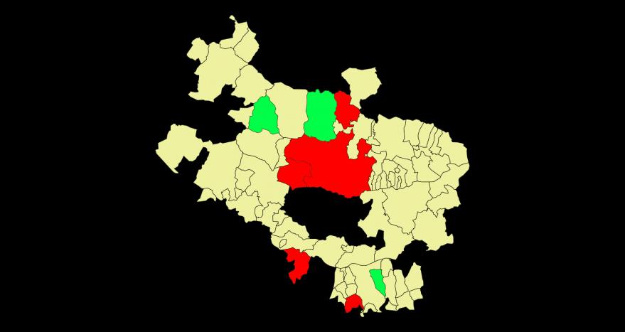 municipios restricciones alava