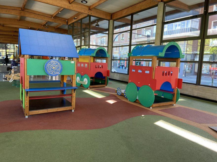 parque infantil los herrán