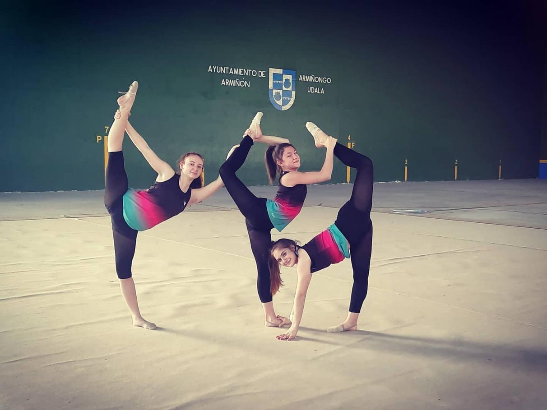 gimnasia rítmica vitoria