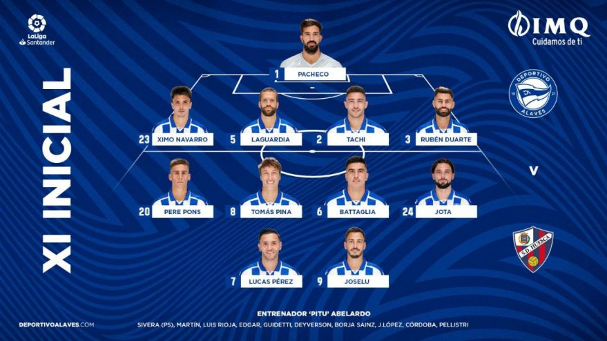 once alaves huesca