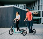 patinetes eléctricos crowdfunding