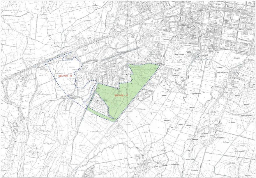 sector 17 vitoria plan general de ordenación urbana