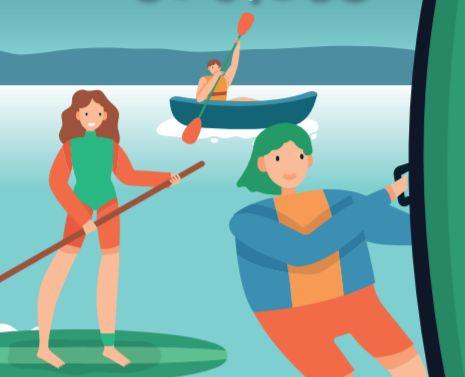 Vitoria programa cursos de piragüismo, vela, windsurf y paddle surf | Gasteiz Hoy