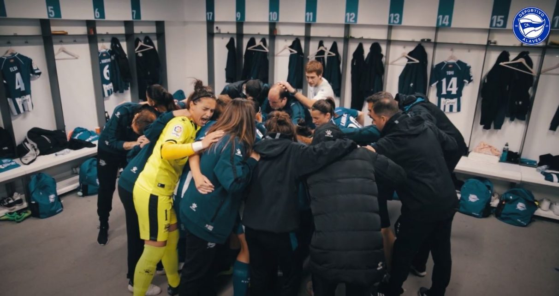 Alavés Gloriosas: a un paso a Primera División | Gasteiz Hoy