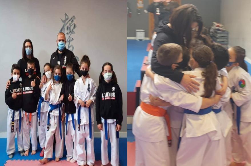 karate vitoria