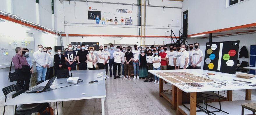 maker adsis garagelab