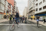 masa critica bicicletas vitoria