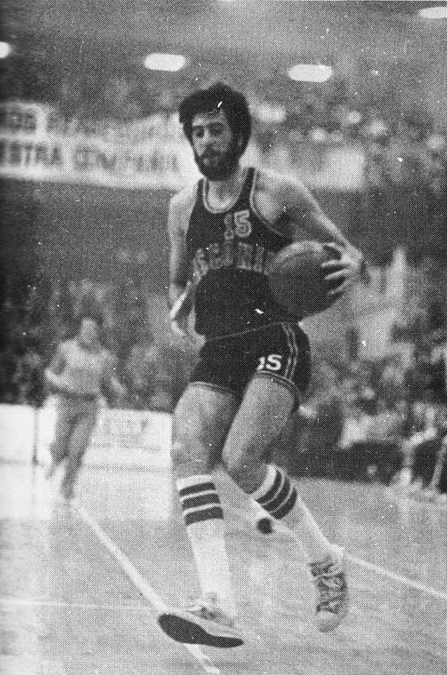 Querejeta fue el mejor jugador del Baskonia 80/81