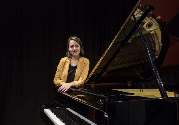 Leyre Sáenz de Urturi: El piano, su gran pasión