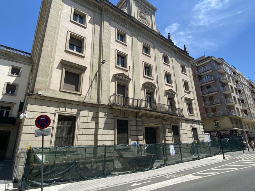 antiguo palacio justicia