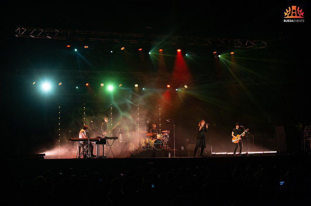Conciertos y espectáculos del Buesa Arena este verano | Gasteiz Hoy