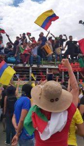 protestas juveniles cultura colombia euskadi