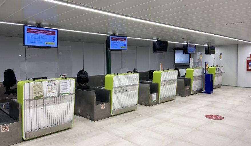 reforma terminal foronda vitoria