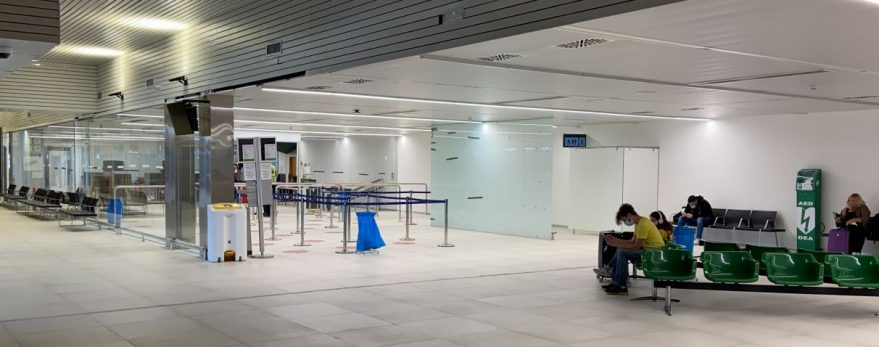 reforma terminal foronda