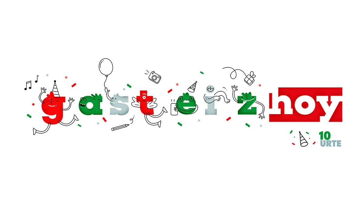 10 noticias para 10 años de Gasteiz Hoy - Gasteiz Hoy