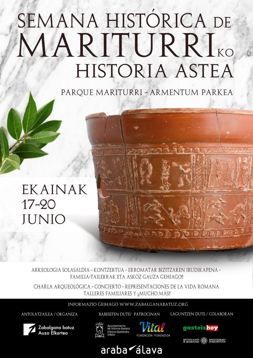 semana historica romana