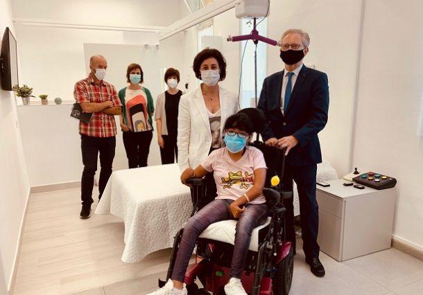 Álava estrena una 'casa piloto' para personas con discapacidad
