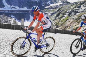 Víctor de la Parte correrá el Tour de Francia