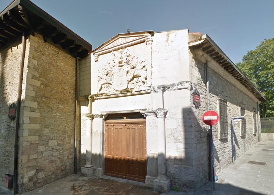 villa suso entrada antigua