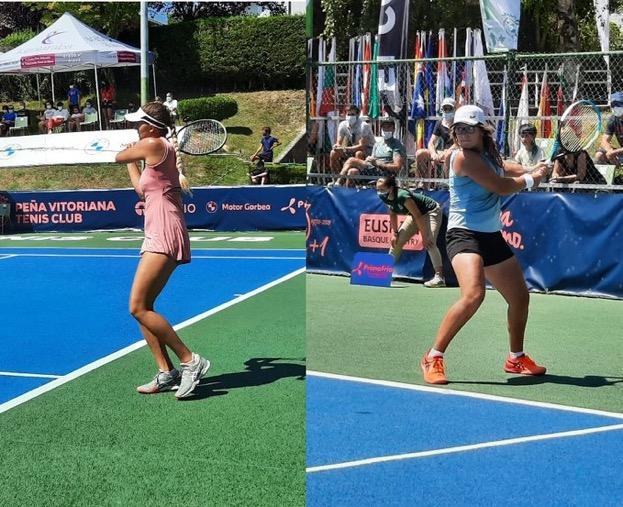Araba world tennis Montero masarova