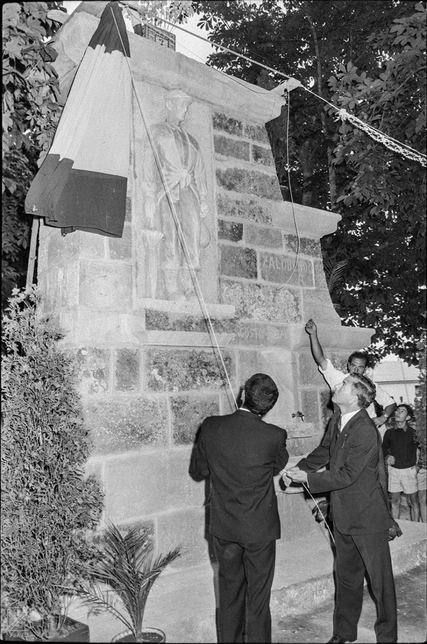 Inauguración fuente celedón zalduondo