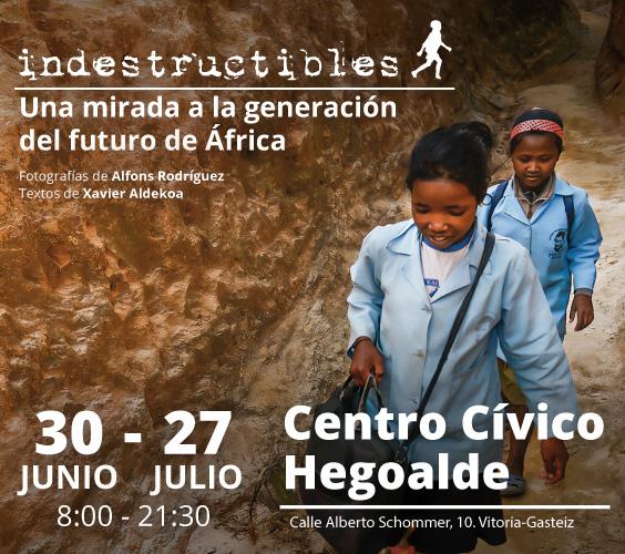 """Exposición """"Indestructibles"""""""