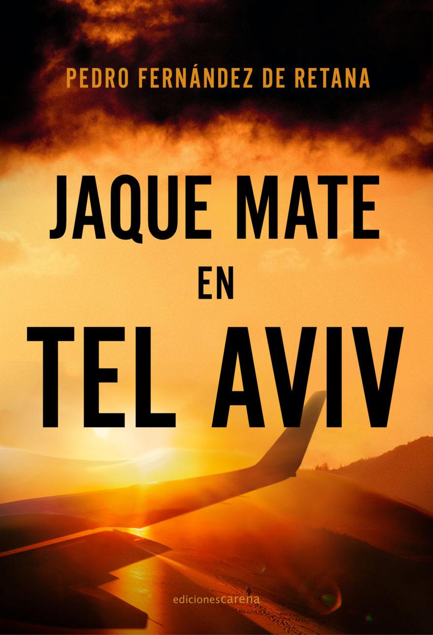 Portada Jaque Mate en Tel Aviv