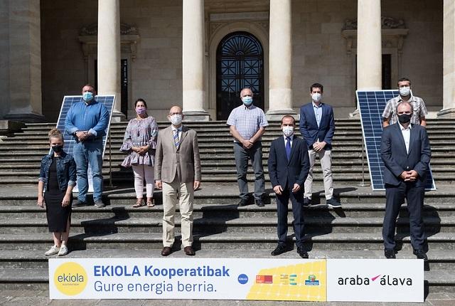 cooperativas energias fotovoltaicas cuadrillas alava