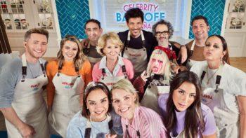 celebrity bake off españa amazon