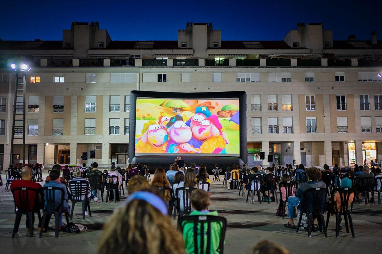 El cine de verano vuelve a las plazas y jardines de Vitoria-Gasteiz - Gasteiz Hoy