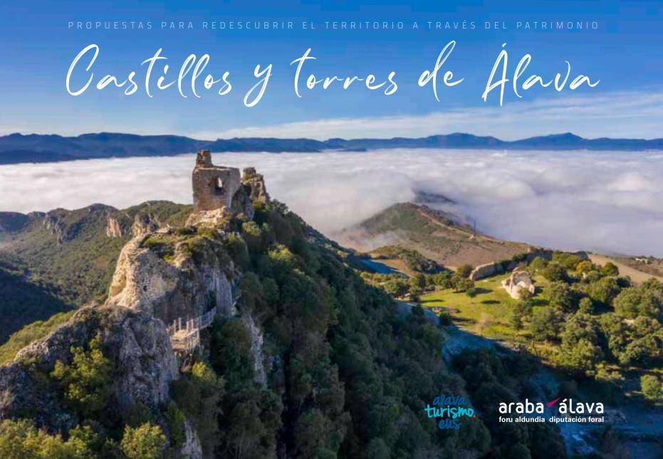 guia castillos torres álava
