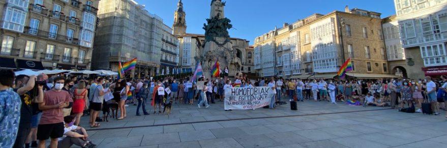 justicia para samuel vitoria homofobia
