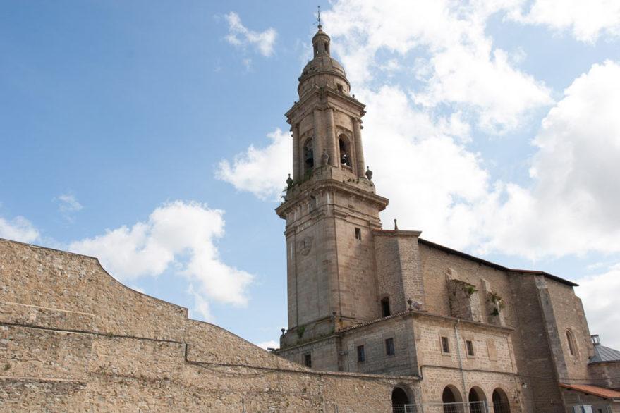 iglesia san blas alegría-dulantzi