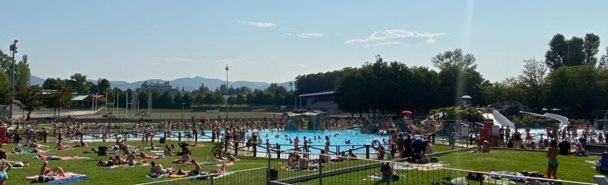 mendizorrotza piscinas lleno