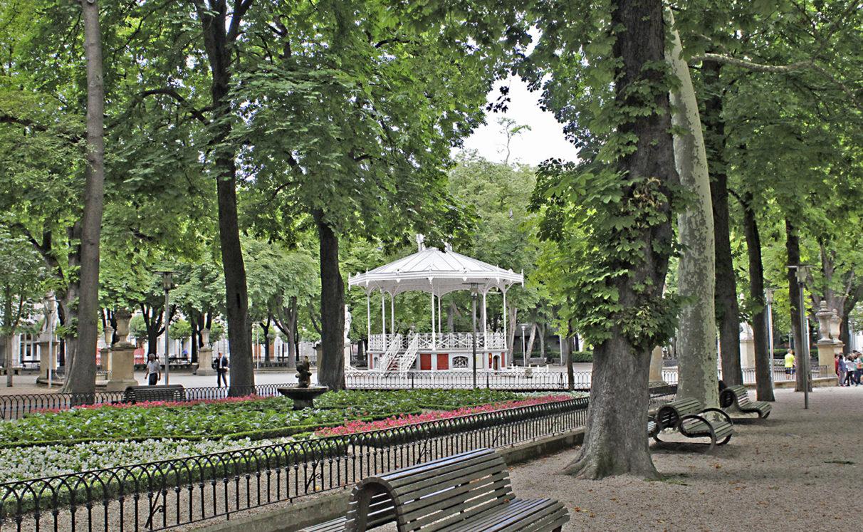 parque florida quiosco