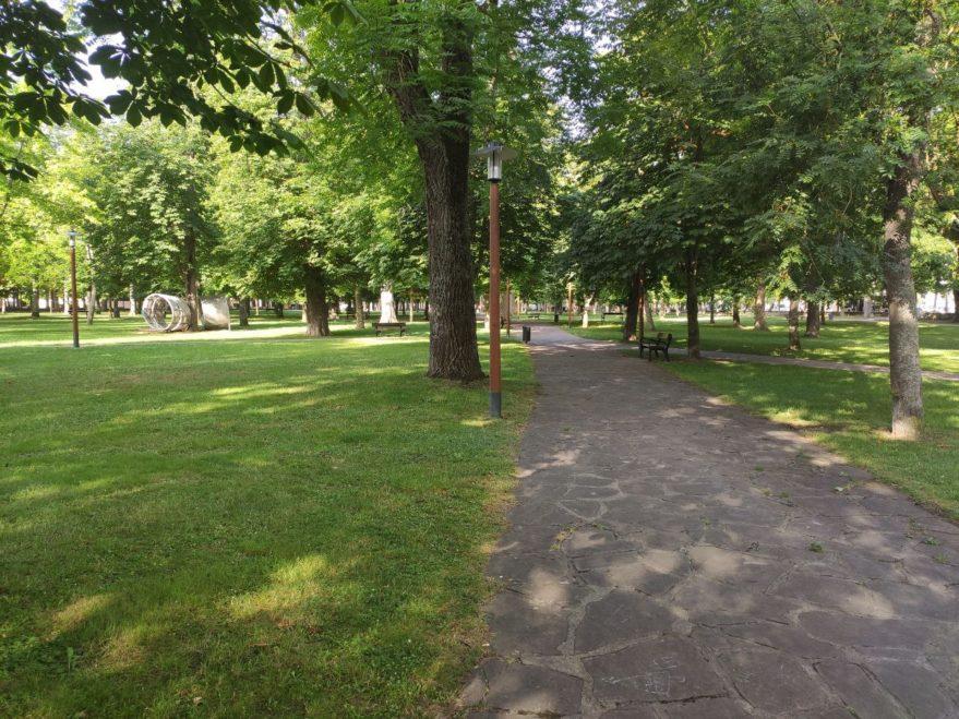 parques de vitoria prado