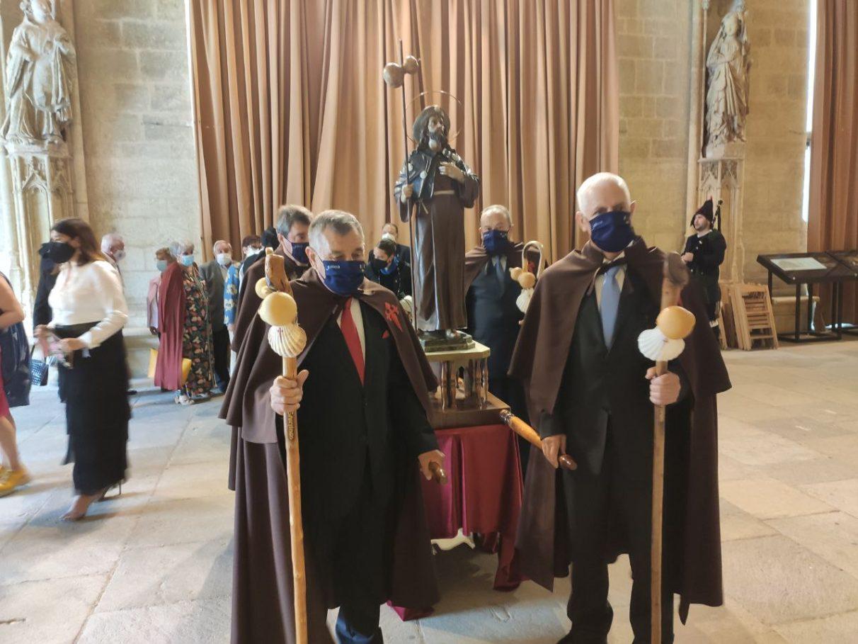 santiago procesion catedral vitoria