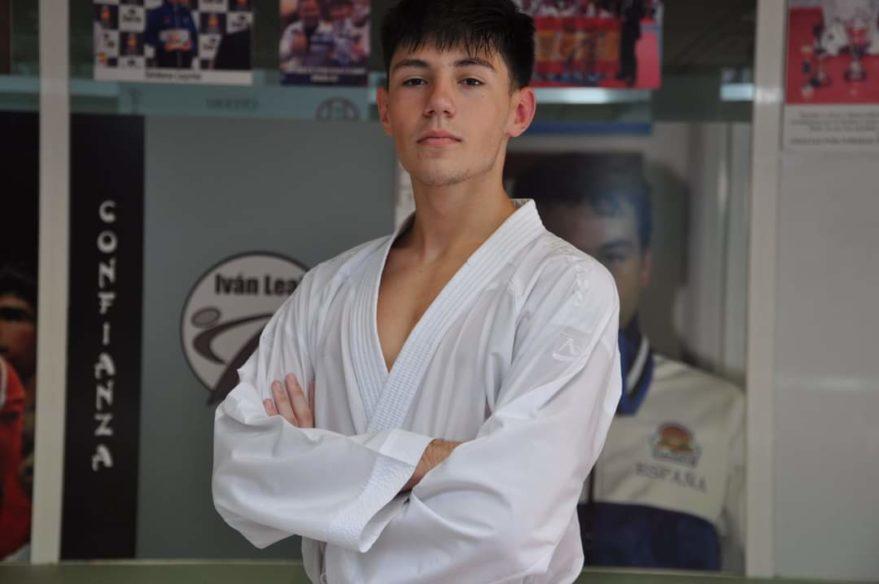 alex ortiz de zarate karate