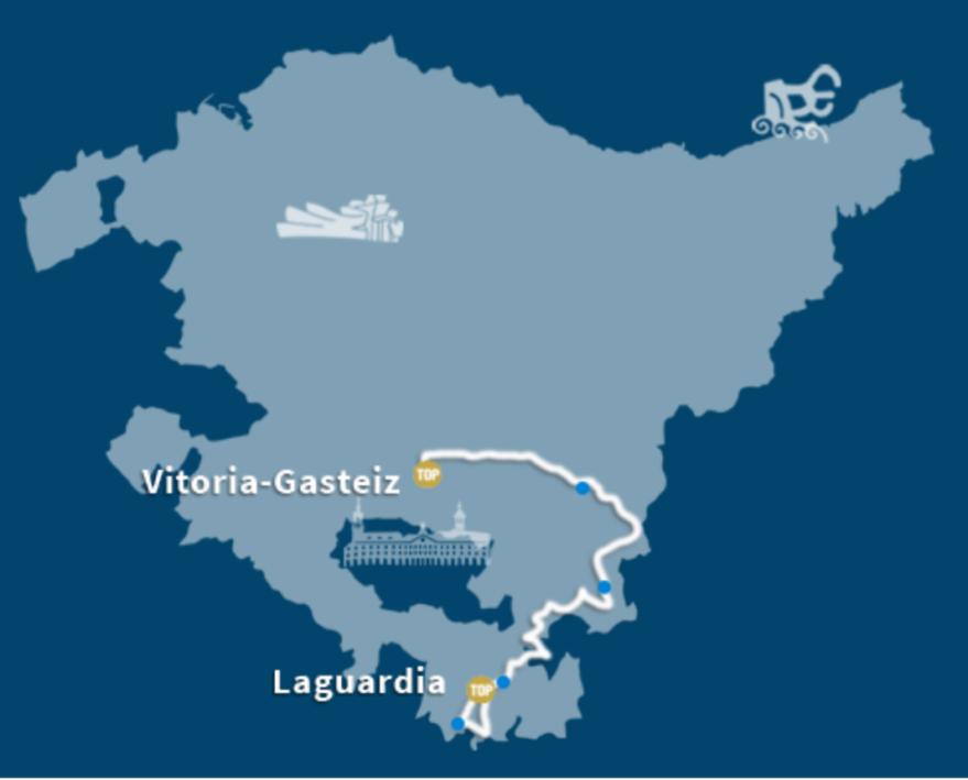 etapa vitoria laguardia