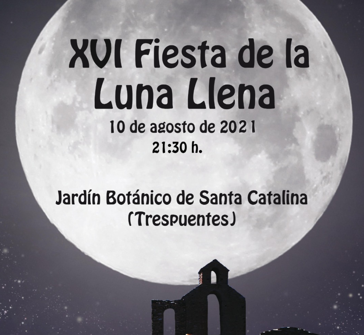 fiesta luna llena