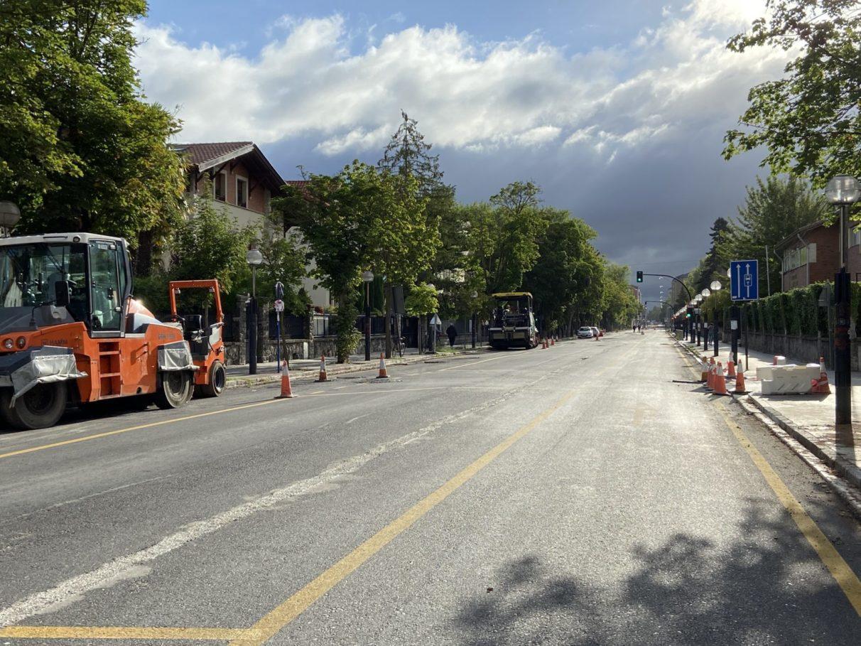 Cierra al tráfico durante una semana el eje Salvatierrabide-Zumaquera - Gasteiz Hoy