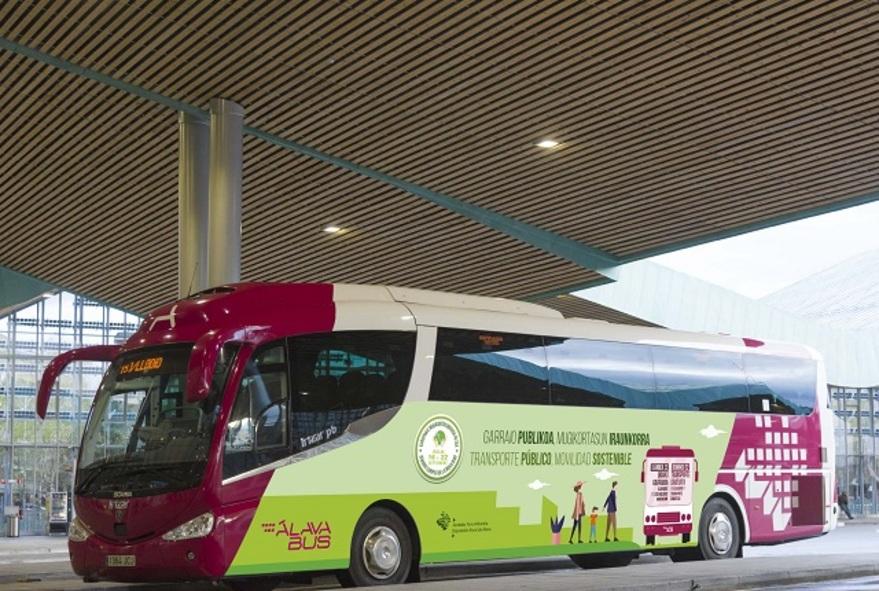 autobuses forales gratis