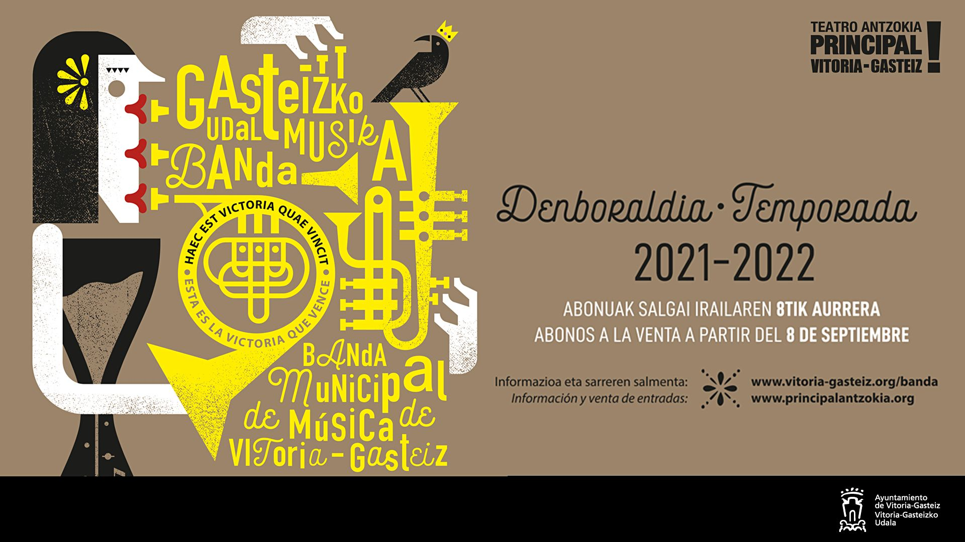 banda municipal musica 2021 otoño