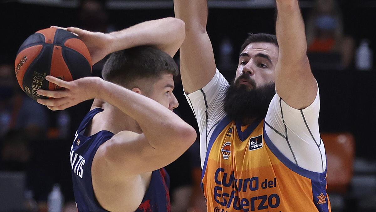 baskonia valencia basket